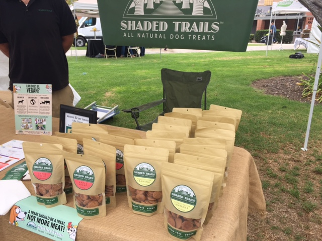 Shaded Trails Vegan Dog Treats
