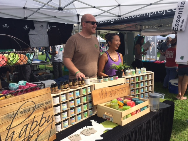 Ahimsa Essentials at SoCal VegFest